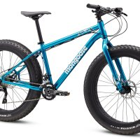 "Mongoose Argus Bike with 26"" Fat Tire"