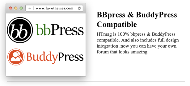 BBpress - HTmagazine - Moderne Magazine,News & Blog WordPress Theme