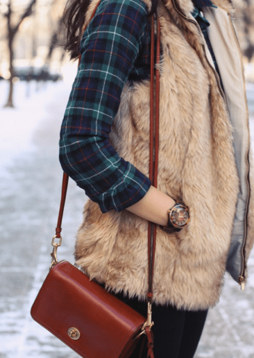 Texture with plaid