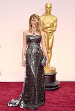 Laura Dern_Alberta Ferreti_Oscars 2015_Rachel Fawkes San Francisco Fashion Stylist