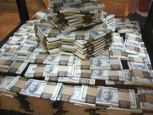 cash mountina