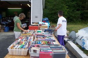 Opening day of garage sale season: Full report