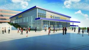 Cross Pavilion & Business Center Gillette Stadium