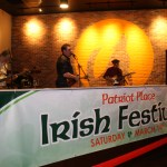 Devri, a Boston-based band with major ties to Ireland, headlined several live performances at the sixth annual Patriot Place Irish Festival. - Photo courtesy of Patriot Place