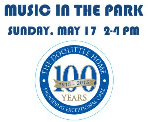 Doolittle Music In the Park 2015