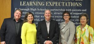 Foxborough School Committee 2015