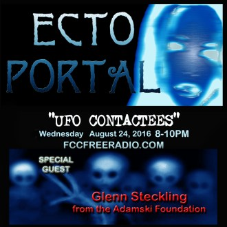 2016-08-24 107 UFO Contactees with Glen Steckling AD v2