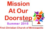 Mission 2015 logo