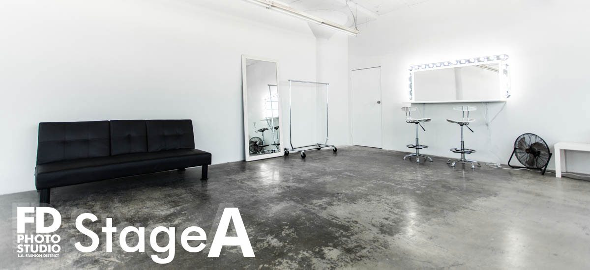 Rent Photo Studio Stage A