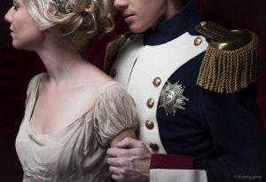 Toma Kostygina, Napoleon and Josephine theme