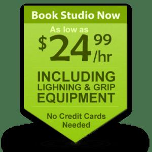 photo studio rent deal