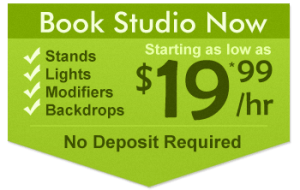 Rent Photography Studio Cheap