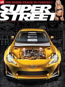 Randy Ly for Super Street Magazine!