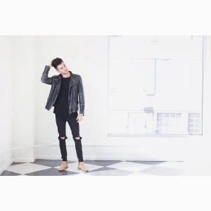 Singer Joshua Micah at FD Photo Studio