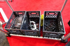 MyGrip an replace 3 egg crates of hardware