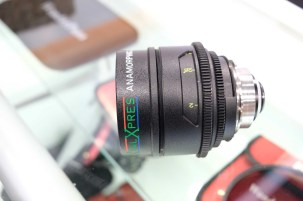 JDC Xtal Xpress anamorphic S35 lens