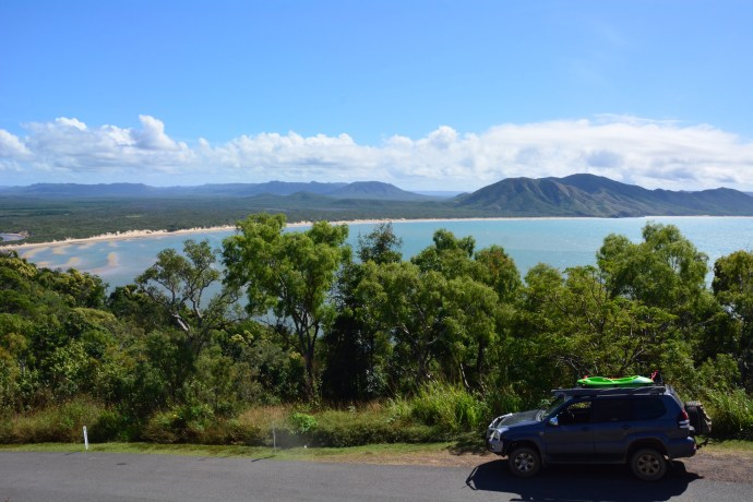 We thought Cooktown was beautiful too!