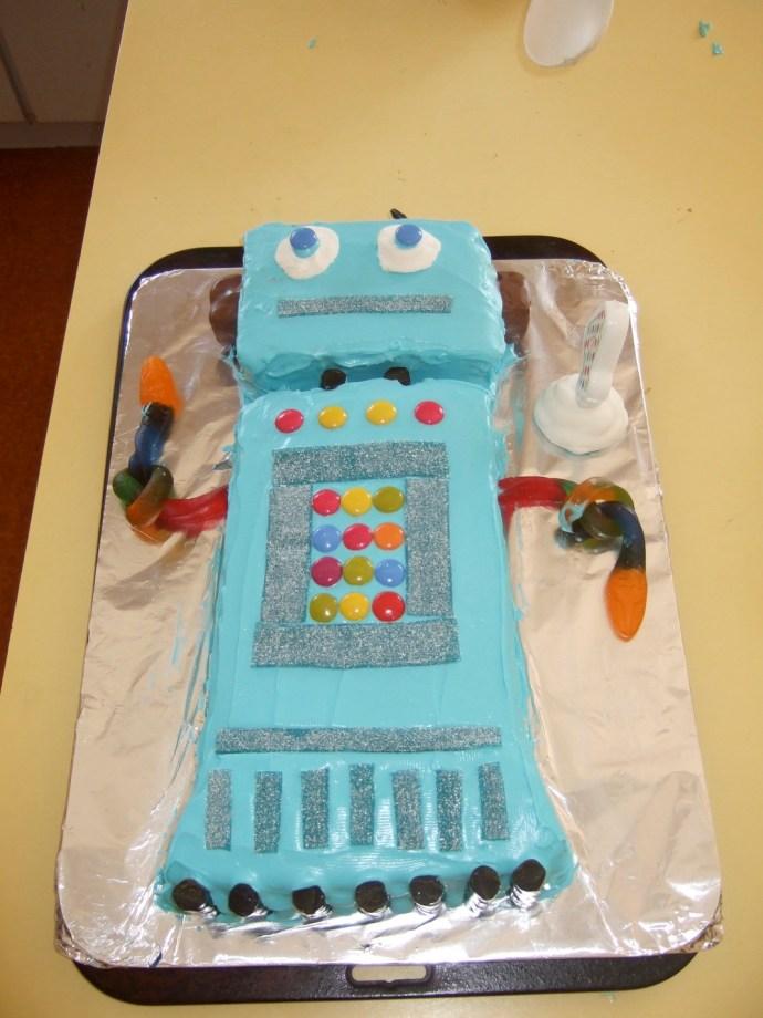 Jack's 4th Birthday Cake
