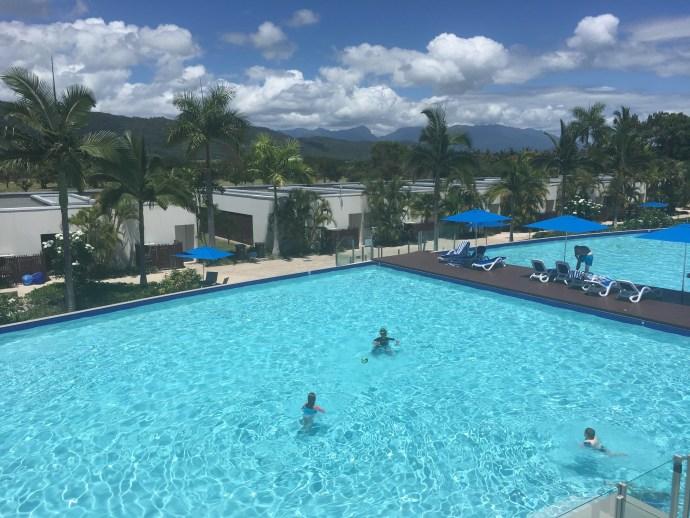 Pool Resort Port Douglas - so good!