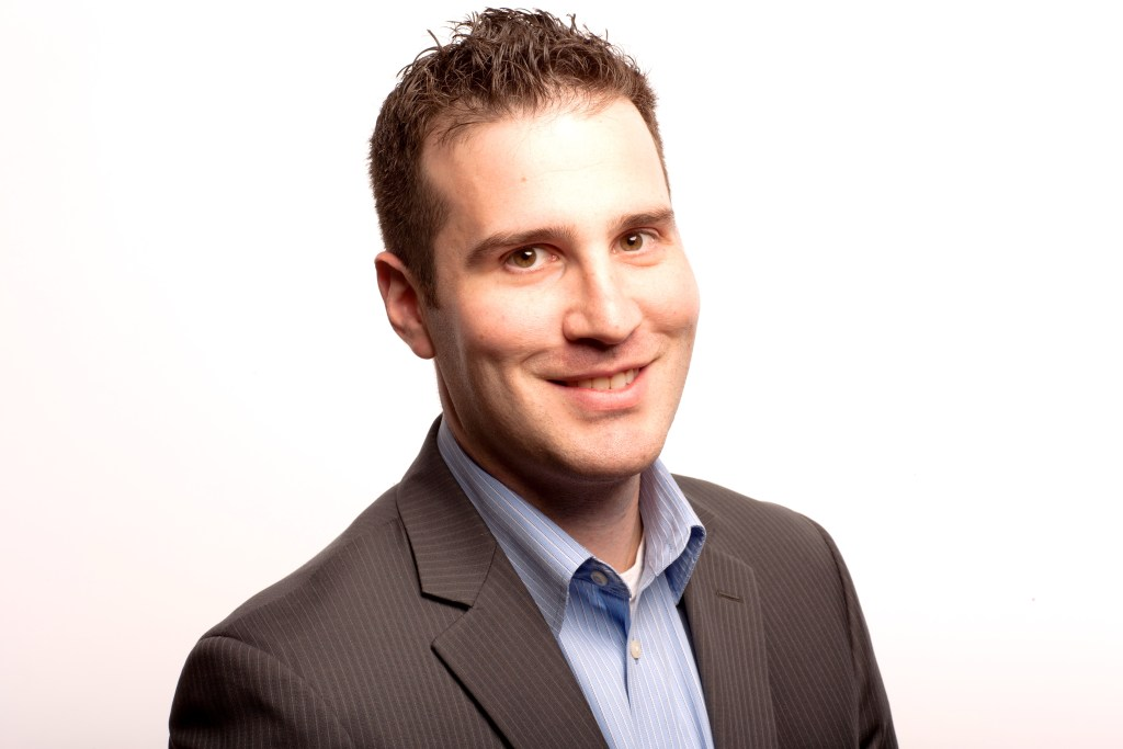 Aaron Blank, Puget Sound Business Journal's 40 under 40 recipient - 2015