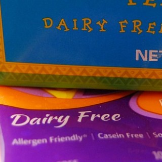 Non-Dairy and Dairy Free Labels - Fearless Food Allergy Mom