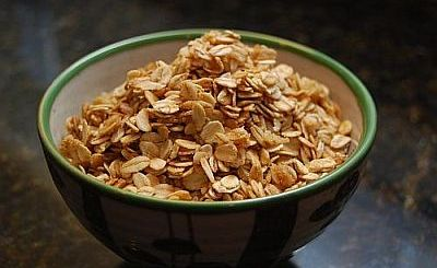 Fearless Food Allergy Mom - Best Nut Free Granola