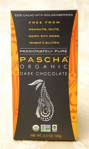 Fearless Food Allergy Mom review of Pascha