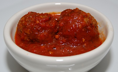 Gluten Free Meatballs Without Eggs or Milk - Fearless Food Allergy Mom