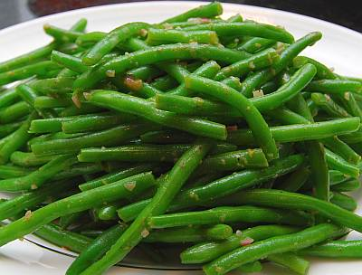 Green Beans Recipe - Fearless Food Allergy Mom