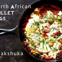 Shakshuka- North African Skillet Eggs