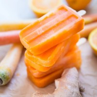 Grown-Up Ice Pops