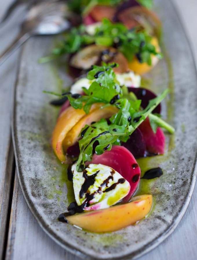 beet burrata salad-113