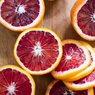Blood oranges and a reader Survey