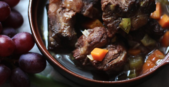 Game of Thrones: Oxtail Soup