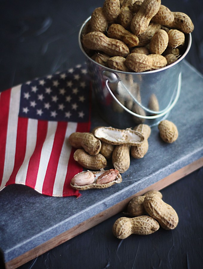 House of Cards: Boiled Peanuts