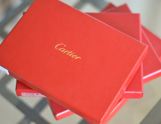 cartier stationary