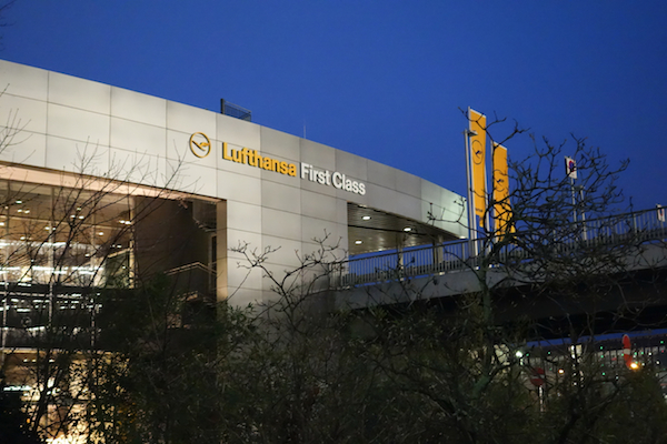 LH First Terminal