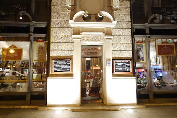 Budapest - Bock Bistro