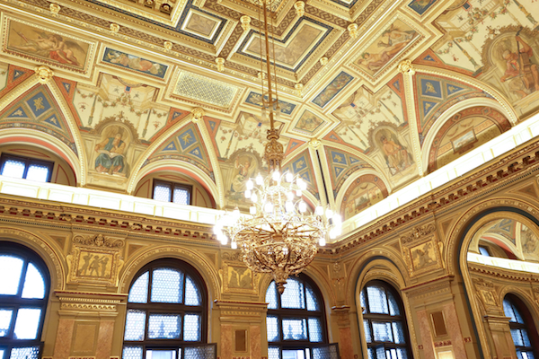 Budapest - Bookshop Inside