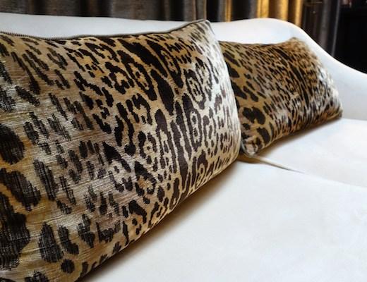 ESG - Leopard Pillows