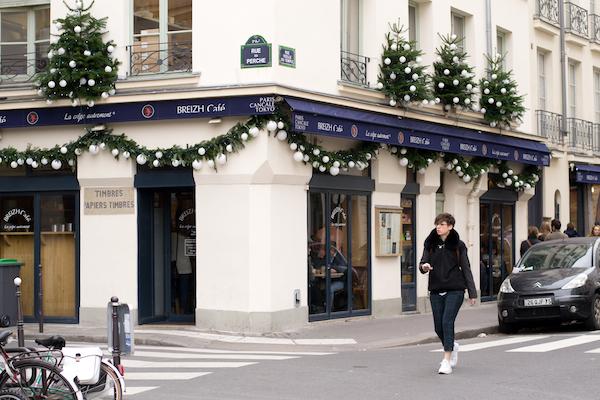 Paris - Breizh Cafe