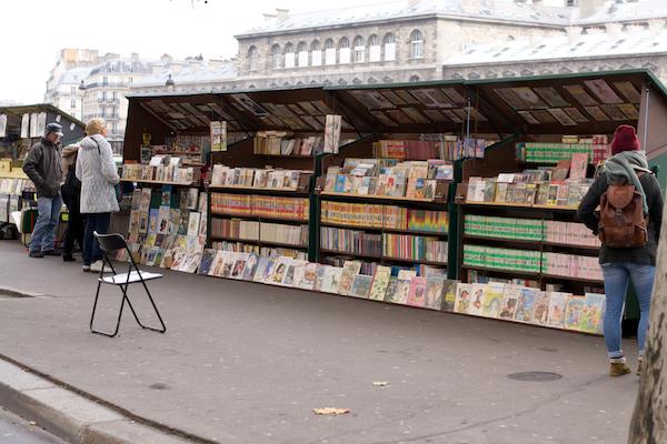 Paris - Seine Books