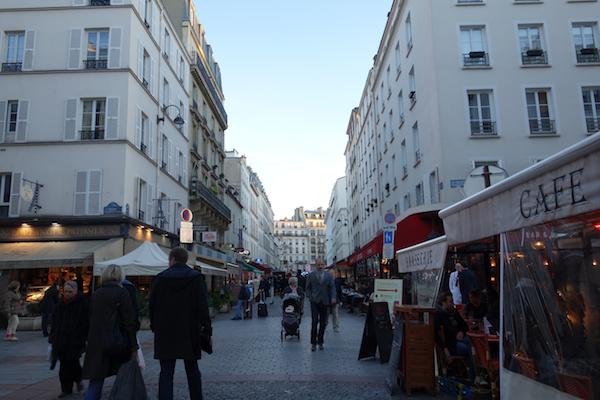 Rue Cler Street