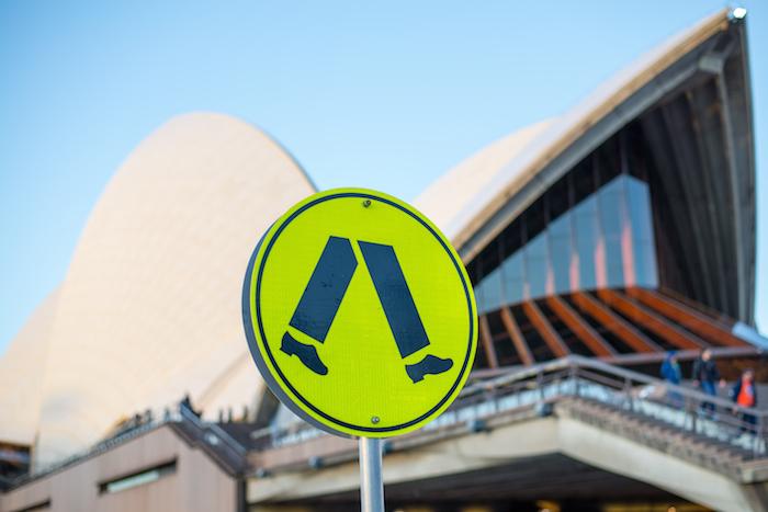 Sydney Opera House Approach