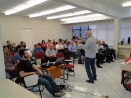 Reunião de Diretoria – 27 e 28 de outubro