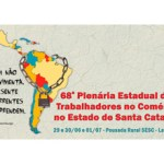 68ª Plenária FECESC