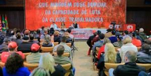 Repensar as ações e fortalecer a resistência da classe trabalhadora