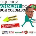 Mobilização para o impeachment do governador Colombo