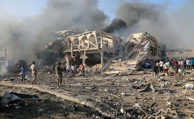 Foto Reuters - Somália