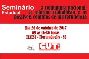A conjuntura nacional, a reforma trabalhista e conflitos de jurisprudência